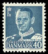 Danmark  - AFA 310 - Postfrisk