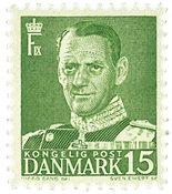 Danmark - AFA 306a - Postfrisk