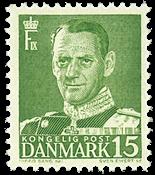 Danmark  Stålstik AFA 306A