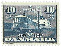 Danmark  Stålstik AFA 304