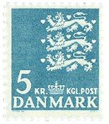 Danmark  - AFA 295 - Postfrisk