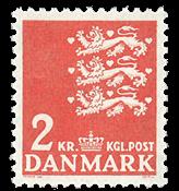 Danmark  Stålstik AFA 294