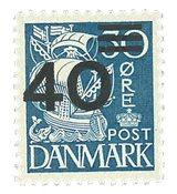 Danmark - AFA 265 - Postfrisk