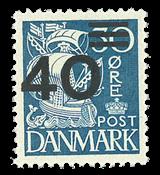 Danmark  Stålstik AFA 265