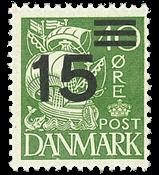 Danmark  Stålstik AFA 263