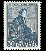 Danmark - AFA 251 - Postfrisk