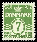 Danmark  - AFA 247 - Postfrisk