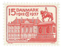 Danmark  - AFA 241 - Postfrisk