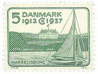 Danmark  Stålstik AFA 239
