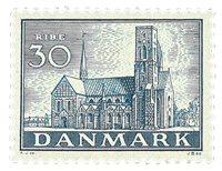 Danmark - AFA 233 - Postfrisk