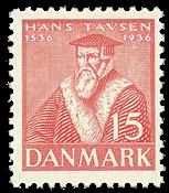 Danmark  - AFA 232 - Postfrisk