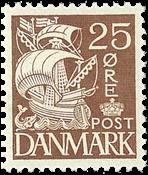 Danmark - AFA 214A - Postfrisk