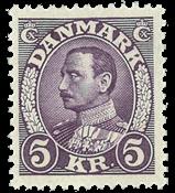 Danmark  AFA 213 *