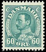 Danmark  Stålstik AFA 210