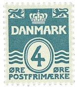 Danmark  - AFA 198a - Postfrisk
