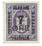 Danmark - Bogtryk - AFAf nr. 165