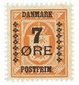 Danmark  Bogtryk AFA 160