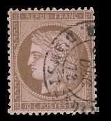 France - YT 58