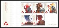 Australien - Krigsmonumenter - Postfrisk miniark