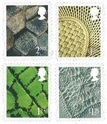 外国邮票 英国邮票 2018 新邮 英国2018普通邮票 北爱尔兰版 普票 - 新票套票4枚