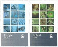 外国邮票 挪威邮票 2018 新邮 新颖个性化邮票 挪威个性化邮票 - 新票套票2枚