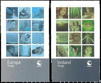 Norge - Instagram frimærker - Postfrisk sæt 2v