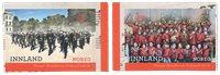 外国邮票 挪威邮票 2018 新邮 挪威游行乐队协会百年纪念邮票 - 新票套票2枚
