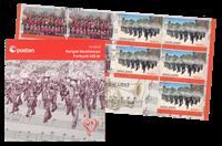 Norge - Skoleorkester - Postfrisk frimærkehæfte
