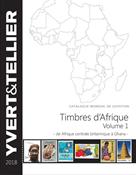 Yvert &amp, Tellier 2018 Afrique VOL 1 de A à G