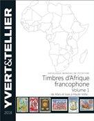 Yvert & Tellier 2018 - Afrika Francophone Vol I, A-H
