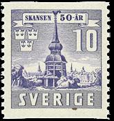 Sverige - facit 330 - postfrisk