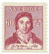 Sverige - facit 343 - postfrisk
