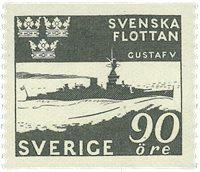 Sverige - AFA 316 - Postfrisk