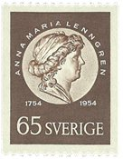 Sverige - facit 563 - postfrisk