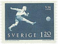 Sverige - facit 494 - postfrisk