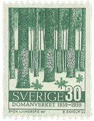 Sverige - facit 505 - postfrisk