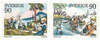 Sverige - facit 938-39 - postfrisk