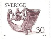 Sverige - Facit 973 - Postfrisk
