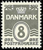 Danmark  Stålstik AFA 201