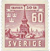 Sverige - facit 331 - postfrisk
