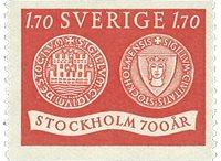 Sverige - facit 450 - postfrisk
