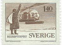 Sverige - facit 489 - postfrisk