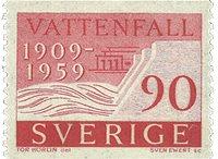 Sverige - facit 501 - postfrisk