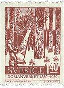 Sverige - facit 506 - postfrisk