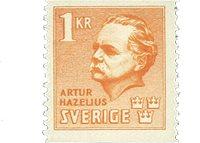 Sverige - facit 334 - postfrisk