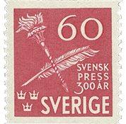 Sverige - facit 360 - postfrisk