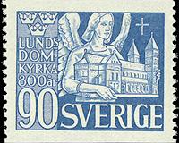 Sverige - facit 367 postfrisk