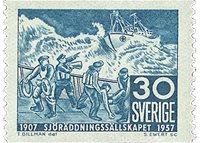 Sverige - facit 486 - postfrisk