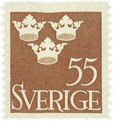 Sverige - facit 285  - postfrisk