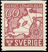 Sverige - facit 352 - postfrisk